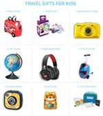 Travel Gifts | The Best Christmas Ideas For Kids