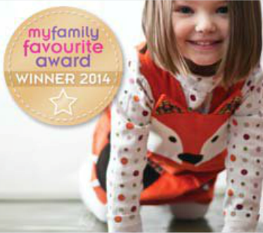 My Family Favourite Award Winners - Best New Online Marketplace