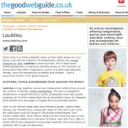 Good Web Guides review Loubilou