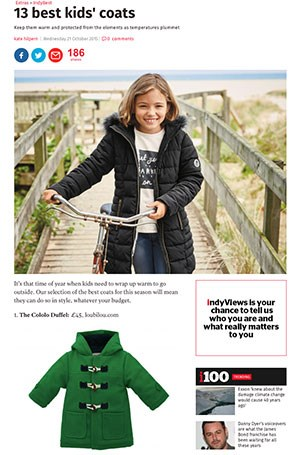 13 best kids' coats