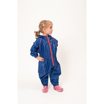 Hippychick Waterproofs - All in One Suits Blue