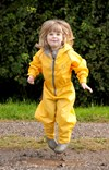 Hippychick Waterproofs - All in One Suits Yellow