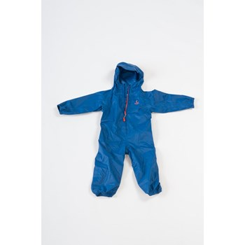 Hippychick Waterproofs - Packasuit Blue