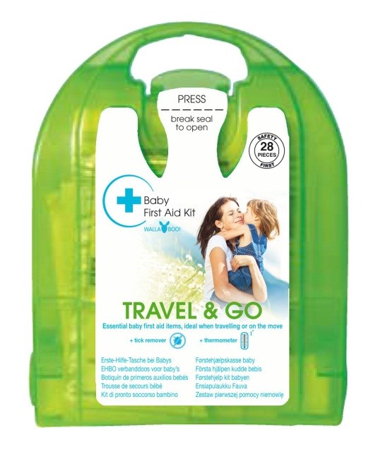 Wallaboo First Aid Kit - Travel & Go