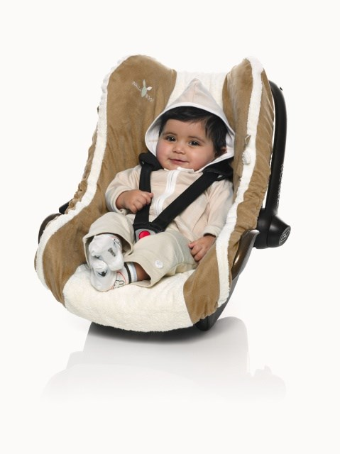 Wallaboo Infant Car Seat Cover