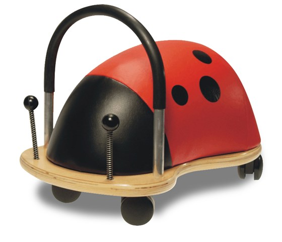 Wheelybug Ladybird Large
