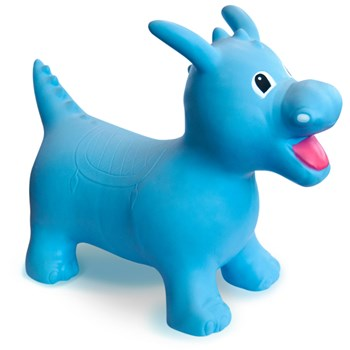 Happy Hopperz - Blue Dino