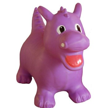 Happy Hopperz - Purple Dino