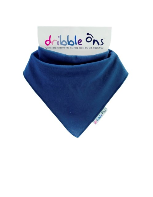 Dribble Ons - Navy Blue