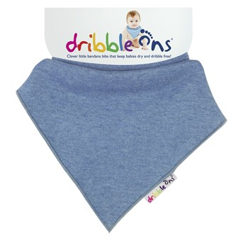 Dribble Ons - Denim