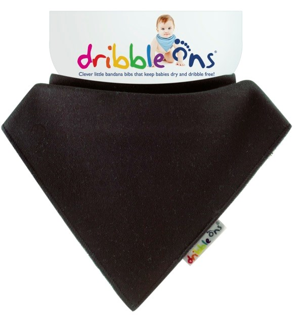 Dribble Ons Brights - Black