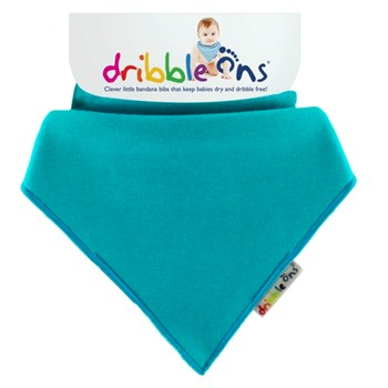 Dribble Ons Brights - Turquoise