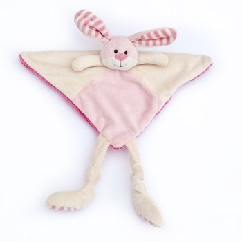 Bubble Comforter - Poggle the Bunny