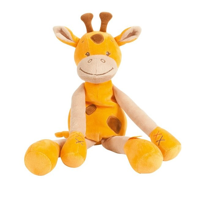 Nattou Jungle Cuddly Giraffe