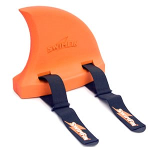 SwimFin - ORANGE Swimming Aid