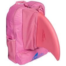 SwimFin - Pink Backpack