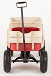 Toby All Terrain Red Wagon