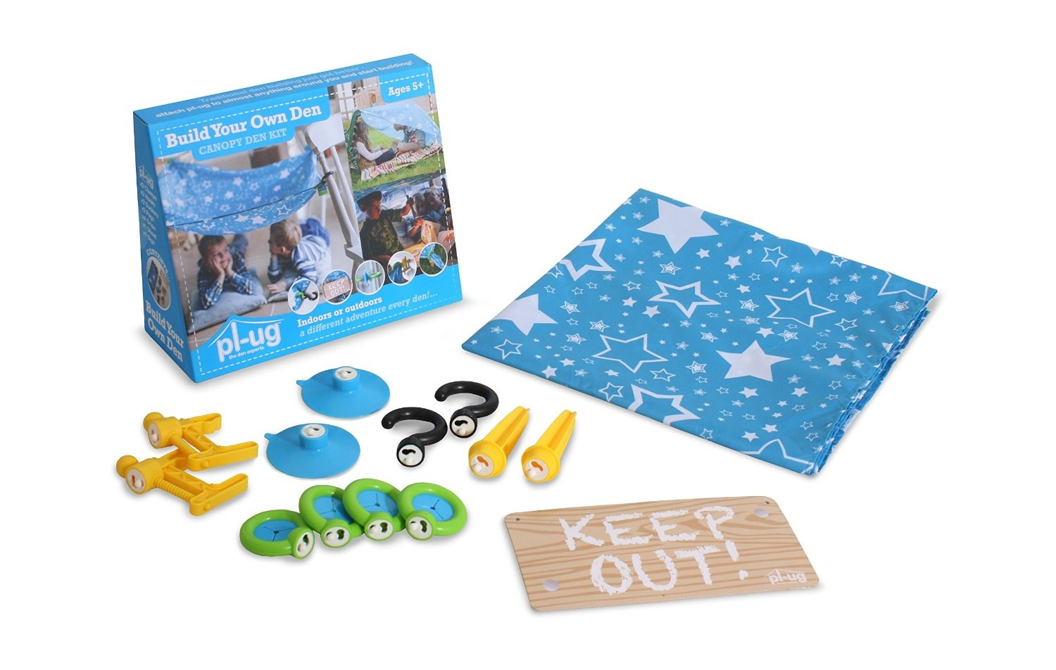 PL-UG Medium Den Building Kit