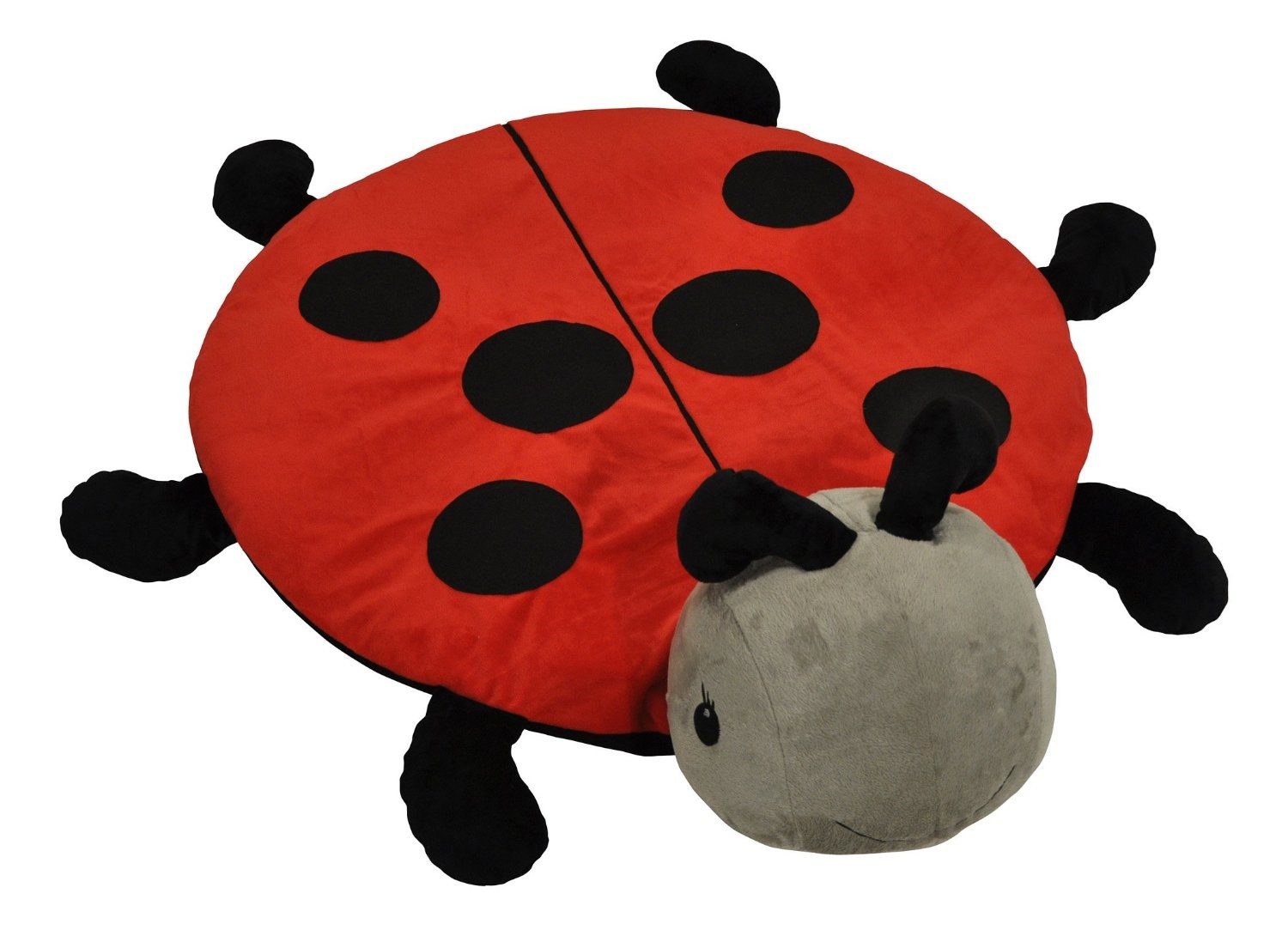 Ladybird Super Soft Rug