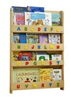 The Tidy Books Children's Bookcase - Perfect book display & storage for children - Natural Capital