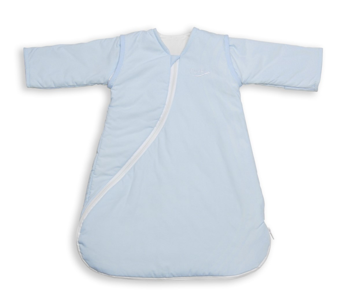 PurFlo Light Blue SleepSac 9-18m 1 tog