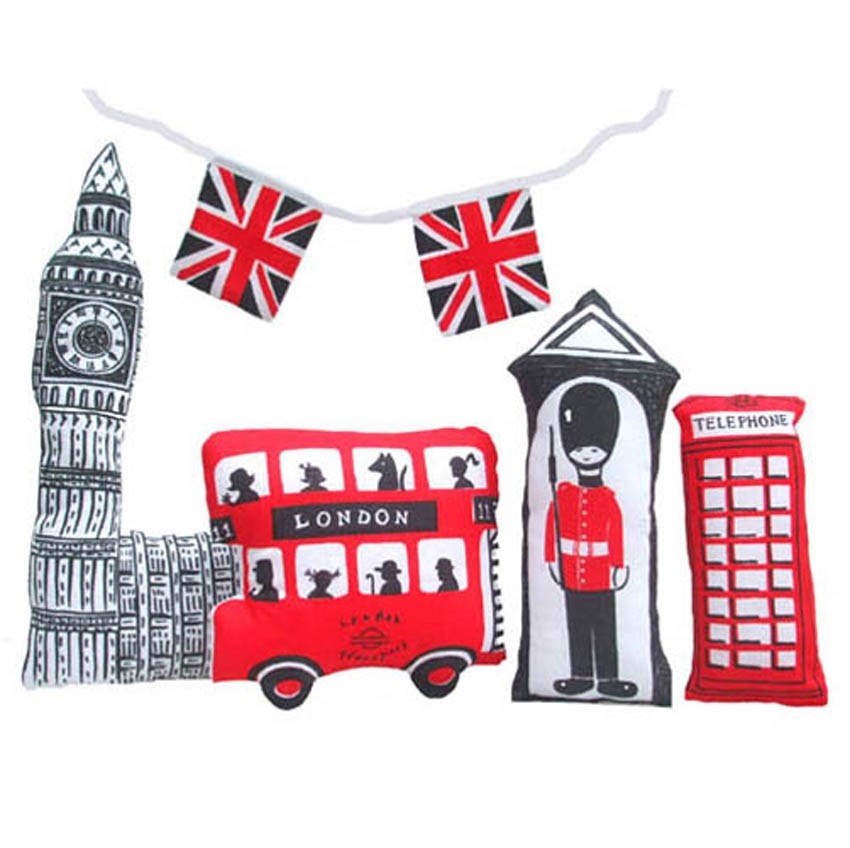 Make your own Little London Sewing Kit
