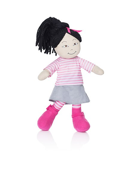 Soft Doll (Small) - Mia