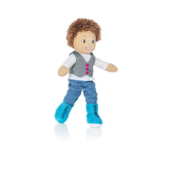 Soft Doll (Small) - Luca