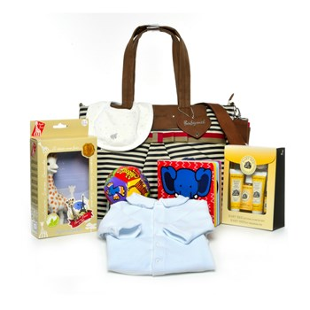 Luxury New Baby Bag (Boy)