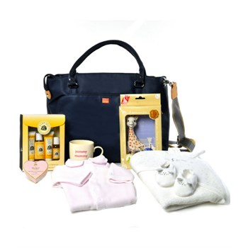 Ultimate New Mother Bag (Girl)