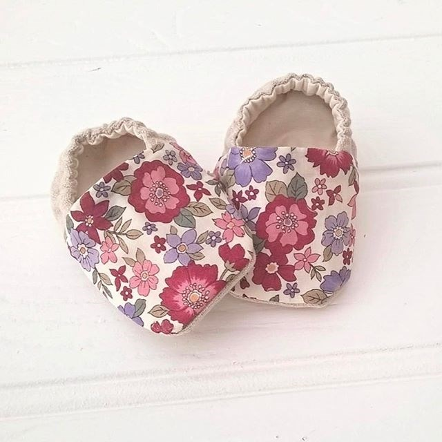 Sophia Soft Soled Baby Shoes