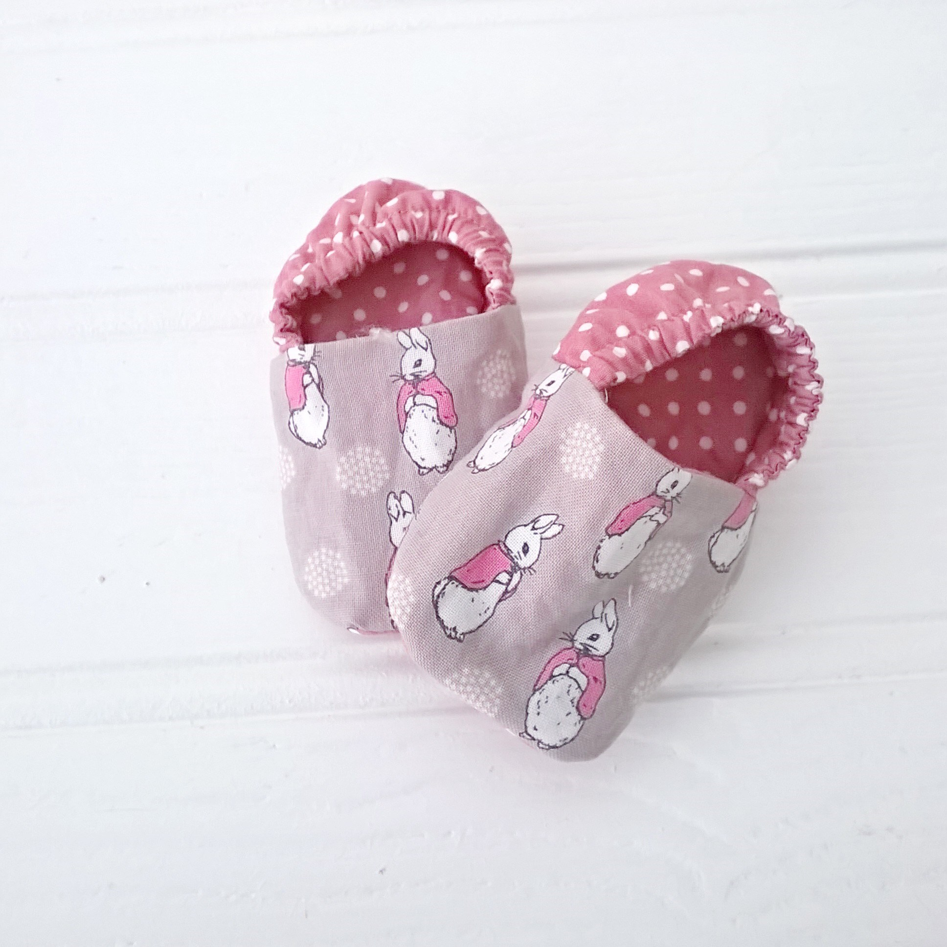 'Bea' Baby Shoes