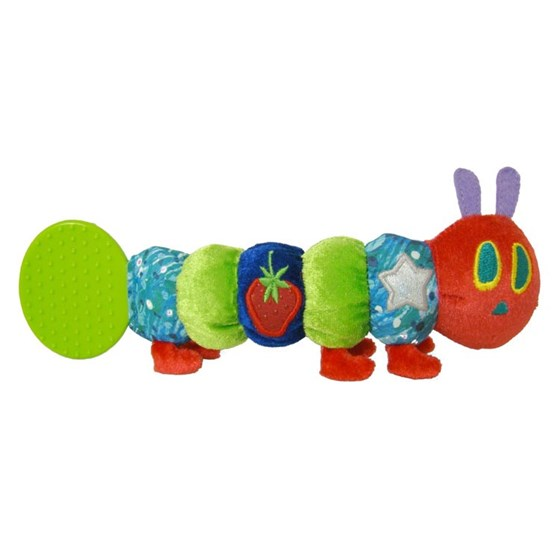 The Very Hungry Caterpillar Teether / Rattle