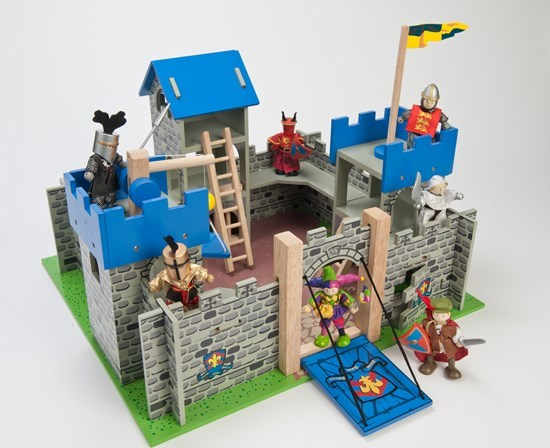 Excalibur Wooden Castle by Le Toy Van