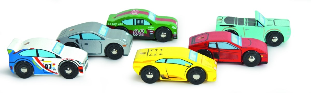 Montecarlo Sports Car Set by Le Toy Van