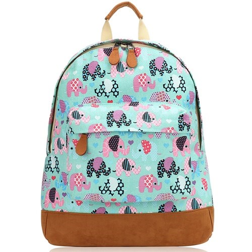 Retro Elephant Backpack
