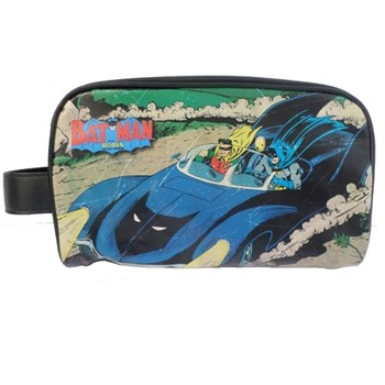 Batman and Robin Wash Bag