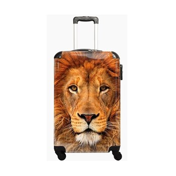 African Lion Childrens Suitcase by Murano
