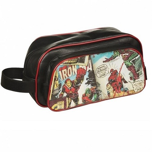 Marvel Superhero Wash Bag for Boys