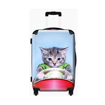 Tabby Driver Suitcase (Cabin Luggage)