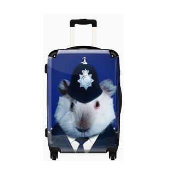 Bob the Policeman Suitcase (Cabin Luggage)