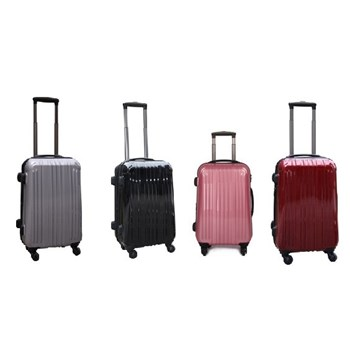 """21"""" Expanding Suitcase on Wheels"""