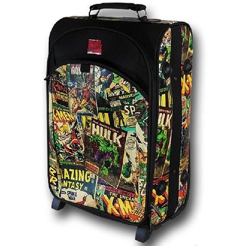 Marvel Superhero Suitcase for Boys
