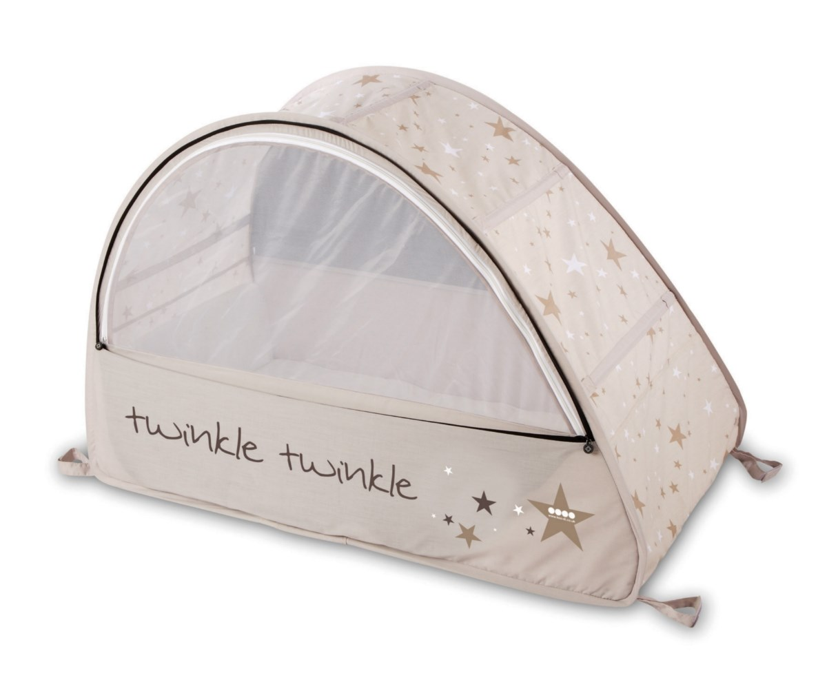 Koo-di Sun & Sleep Pop Up Travel Bubble Cot - (KD177/32)