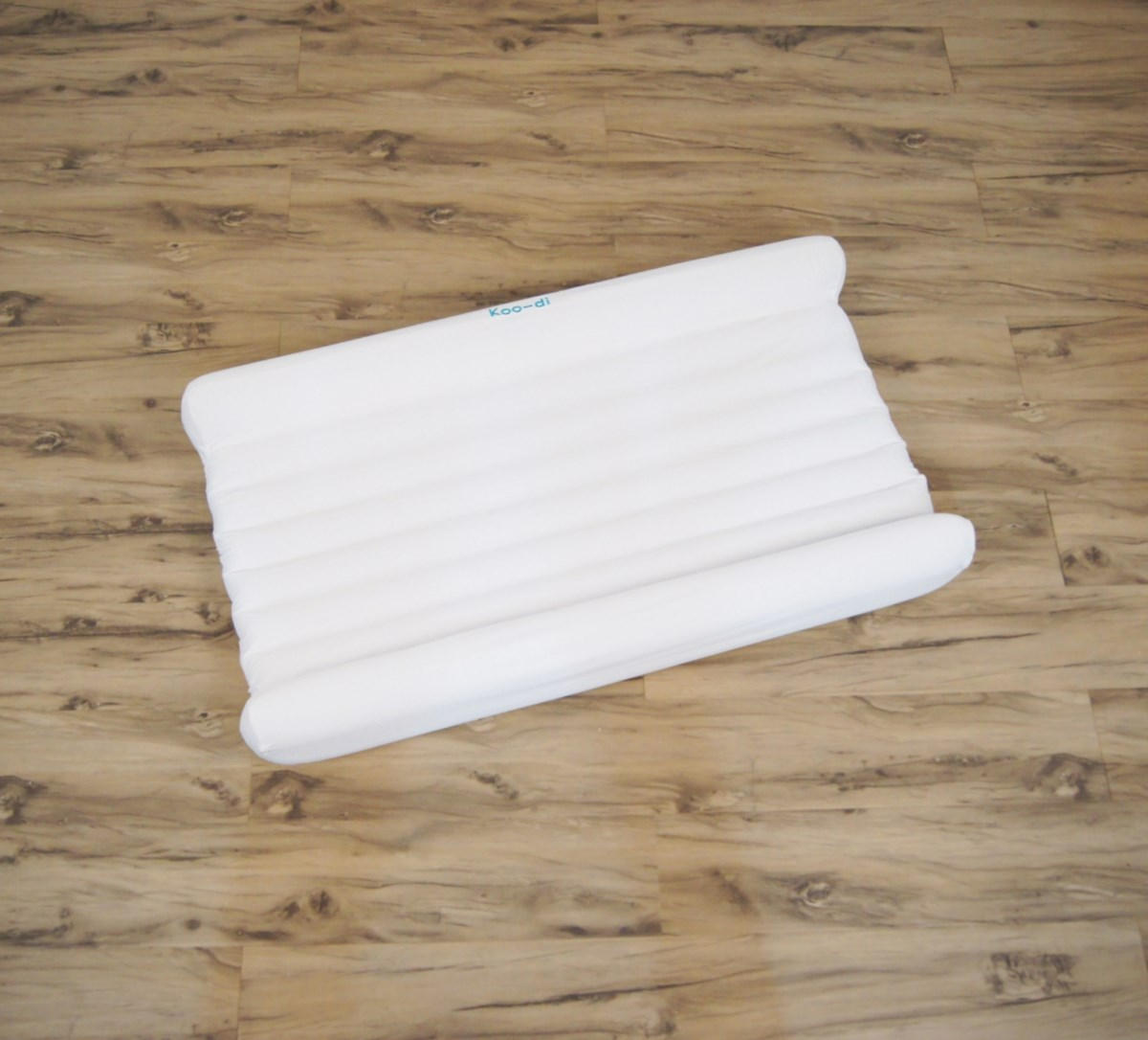 Koo-di Inflatable Travel Bubble Cot Mattress & Fitted Sheet (KD224/111/177)
