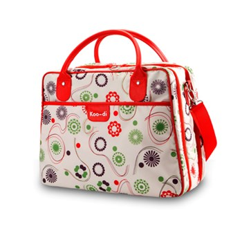 Koo-di Cherry Swirl Maternity/Weekender Case - (KD097/41)