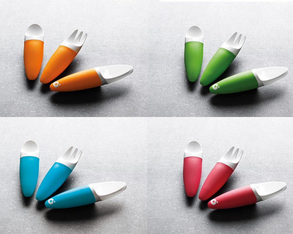 Toddler Cutlery Set
