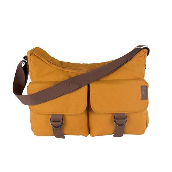 Koo-di Hobo Shoulder Bag - Mustard (KD016/16)
