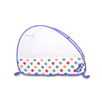 Koo-di Pop Up Travel Bubble Cot - Polka Dot (KD111/12)