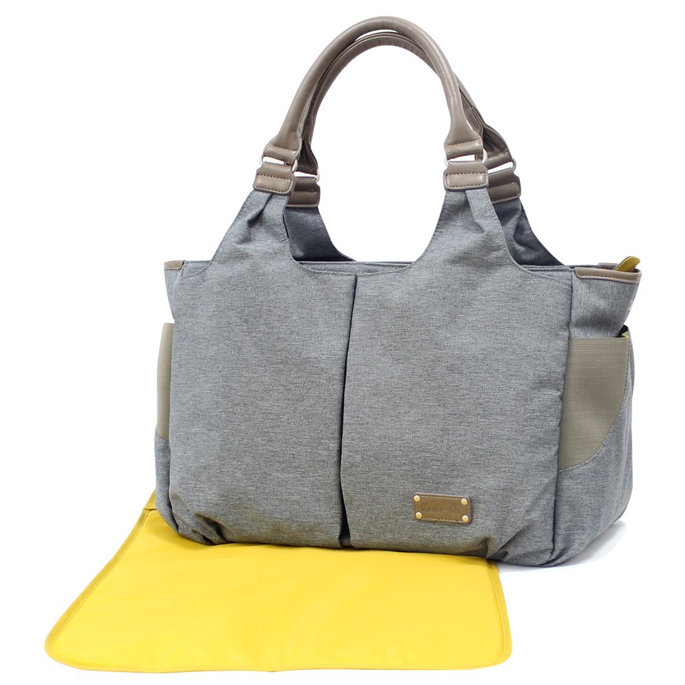 Koo-di Lottie Changing Bag in Granite